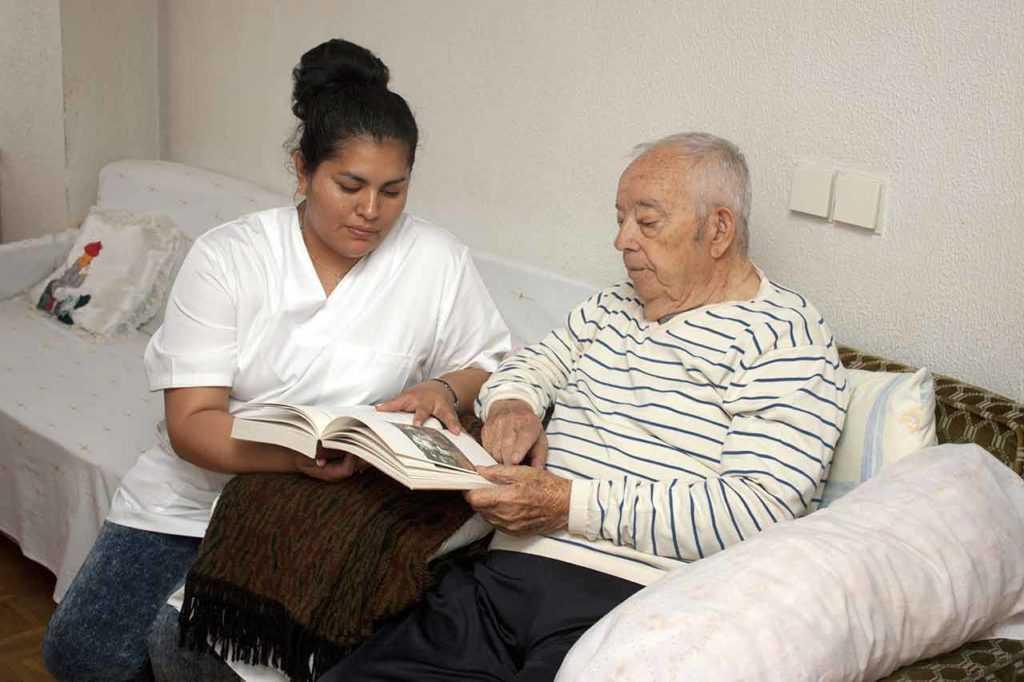 Private Altenpflege Krankenpflege