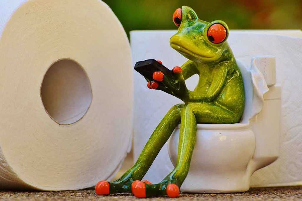Toilettenstuhl Altenpflege Krankenpflege