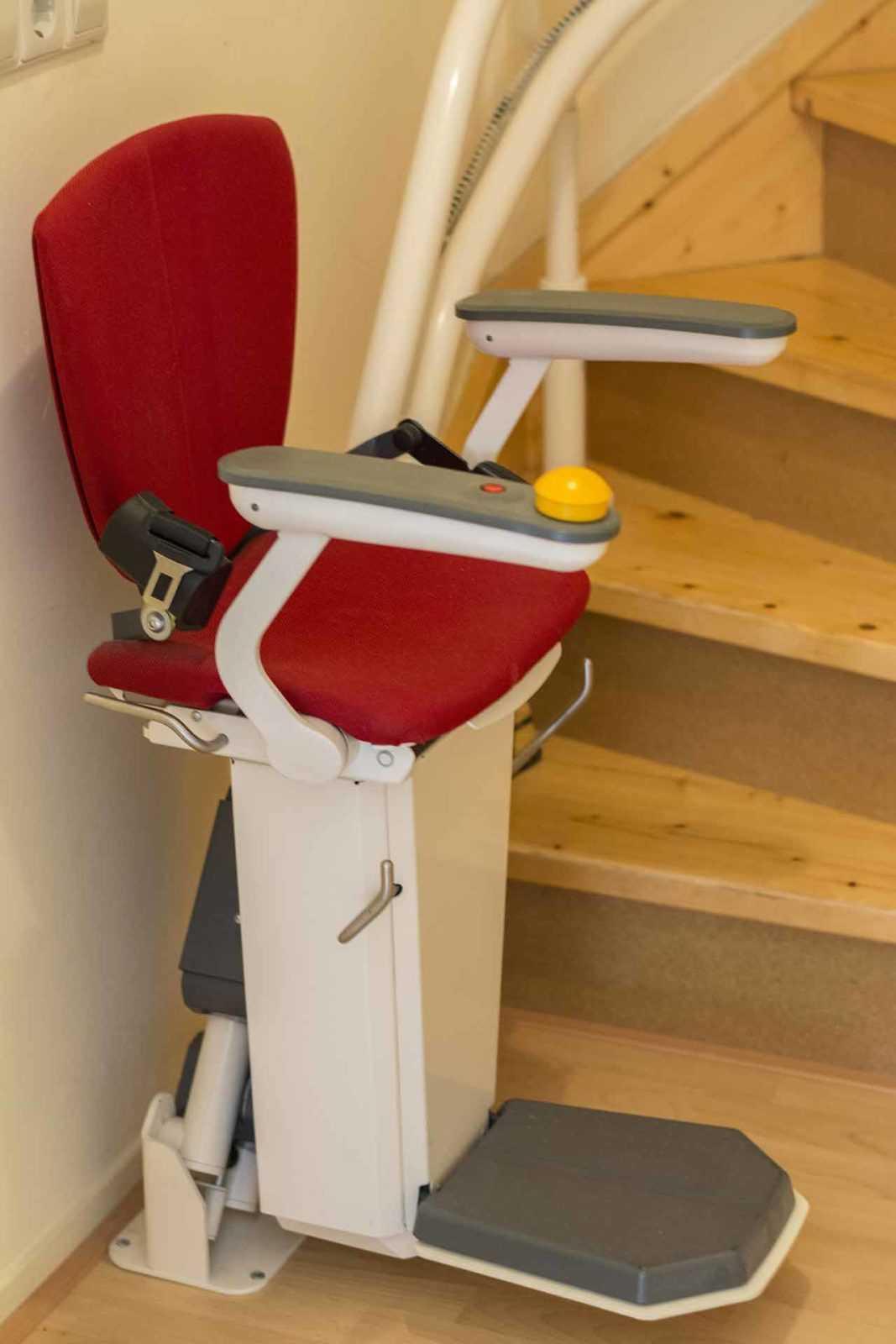 Treppenlift Altenpflege Krankenpflege